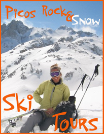 Picos Rock and Snow Ski Tours